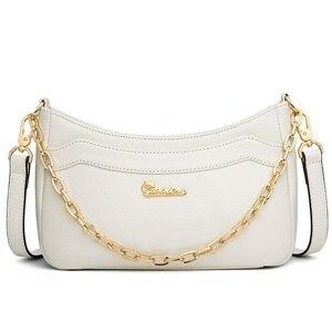 Image 2 - Лидер продаж 2020, женская сумка ZOOLER, первые Сумки из натуральной кожи, женские дизайнерские сумки через плечо, сумка известных брендов, модные кошельки