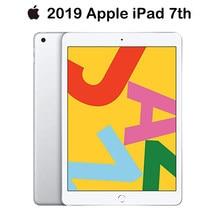 Nouveau original Apple iPad 2019 iPad 7 (7th Génération) (10.2 pouces, 128 GO)-Argent (Modèle Précédent)  A10 Fusion puce