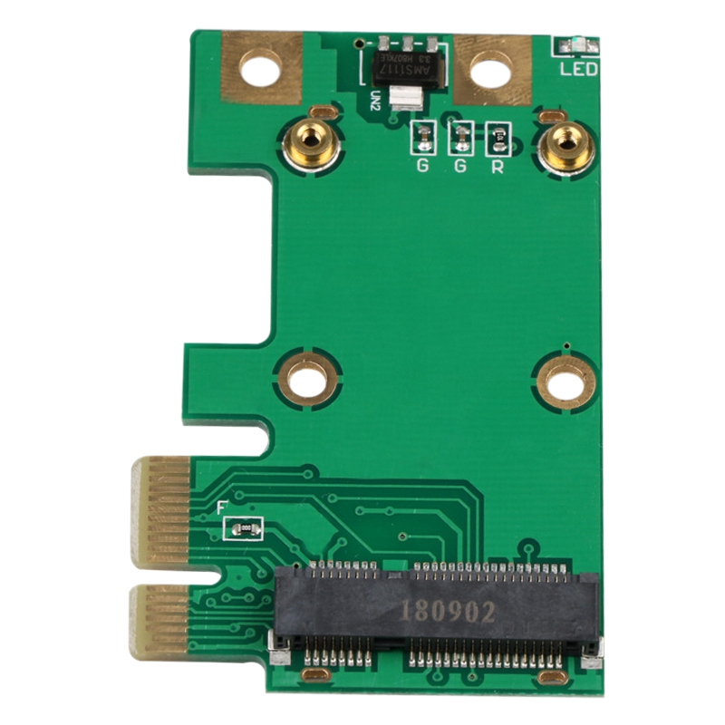 Плата адаптера PCIE-Mini PCIE, эффективная, легкая и портативная мини-плата PCIE-USB 3,0