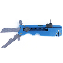 New Professiona tile cutter Glass Cutter Six Wheel Metal Cutting Kit Tool Multifunction Tile Plastic Cutter цена и фото