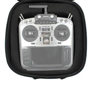 Image 2 - FEICHAO télécommande universelle sac de rangement RC émetteur protecteur sac à main boîte pour FrSky X9D pour Radiolink AT9S