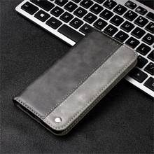 Leather Case for Xiaomi Redmi Note 7 6 6A Pro 5A Magnetic Flip Book Case on For Red Mi 6A Note 7 Pro 5A A2 Lite Funda Fold Cover(China)