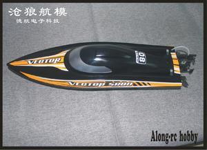 Image 5 - Volantex 800 Mm Rc Boot Vector SR80 38mph Hoge Snelheid Boot Auto Roll Back Functie Abs Plastic Romp 798  4 Pnp Of Artr Rtr Set