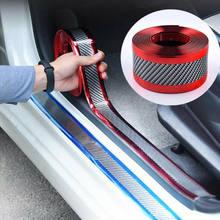 3cm x 100cm 3d fibra de carbono vinil filme adesivo do carro à prova dwaterproof água estilo do carro envoltório veículo automático detalhando acessórios da motocicleta