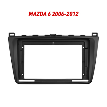 Transition frame For Mazda 6 Rui wing 2008 2009 2010 2011 2012 2013 2014 Multimedia Player GPS Navigation radio image