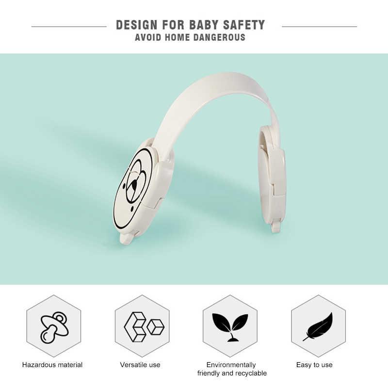 1Pcs Baby Girl Kids Cartoon Veiligheid Animal Seals Kast Lock Deurslot Koelkasten Lade Lock Kids Baby Veiligheid Product hot