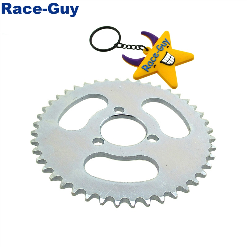 T8F 54T Tooth 29MM Chain Sprocket For 2 Stroke 43cc 49cc Engine Chinese Mini Moto Kids Pocket Bike Goped Scooter ATV Quad