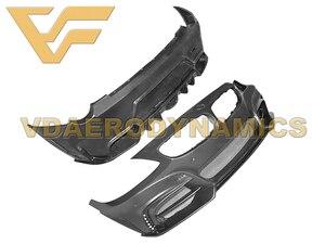 Suitable For 02-08 BMW E85 E86 Z4 2.0i 2.2i 2.5i 2.5si 3.0i 3.0si VAD-RW Full Body Kit Front Rear Bumper