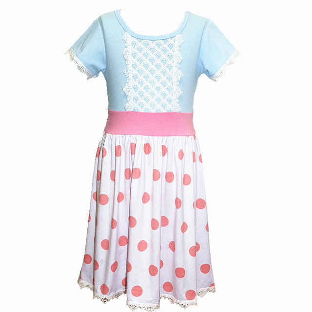 Girl Valentine Dress Jack and Sally Vacation Dress Elsa Anna Fancy Nancy Belle Queen Wonder women Birthday Gift Cosply 1-10Y