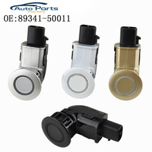 4 kolor czujnik parkowania PDC tworzenia kopii zapasowych czujnik do toyoty Lexus LS430 GS430 IS250 IS350 89341-50011 8934150011