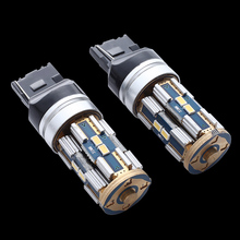 2PS T20-8SMD3623 7440 LED Reversing Light DC12-24 6W Turning Daytime Running Super Bright High Quality Car Bulb