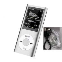 Mp4 плеер hifi mp3 цифровой ЖК экран запись голоса fm радио