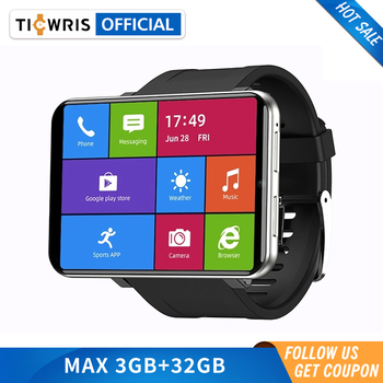 2020 New Ticwris Max 4G Android Watch 2.86 1