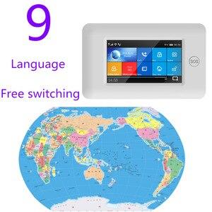 Image 3 - YAOSHENG PG 106 3G GSM WIFI GPRS kablosuz 433MHz akıllı ev güvenlik Alarm sistemleri APP uzaktan kumanda IOS android sistemi