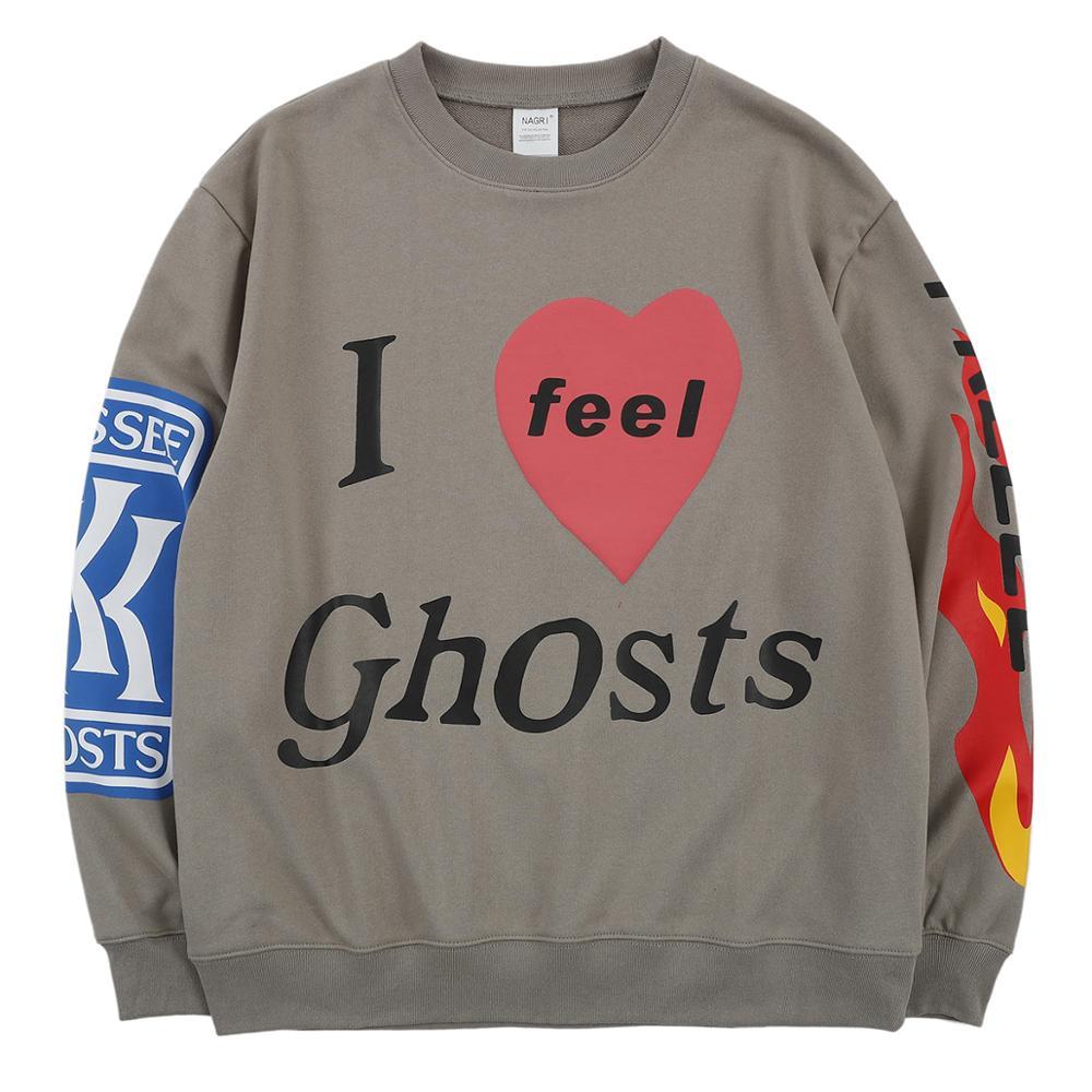 Kanye West I Feel Ghosts Hoodie 8