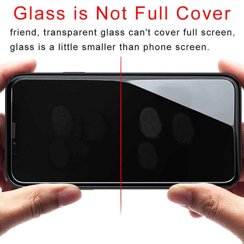 زجاج حماية لهاتف آيفون 11 برو ماكس من الزجاج المقسى لهاتف آيفون 7 8 6 6S Plus 5 5s SE واقي شاشة لهاتف آيفون X XR Xs Max