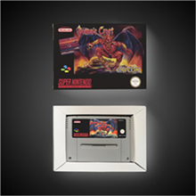 Demons Crest   EUR Version Action Game Card with Retail Box