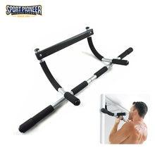 Ayarlanabilir barfiks demiri egzersiz ev egzersiz Gym fitness eğitim bar kapı çerçevesi yatay çubuk spor Fitness ekipmanları