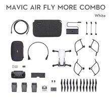 DJI Mavic aire Fly More Combo drone 4K 3-eje cardán cámara con 4KM de Control remoto original de Nueva Marca en stock