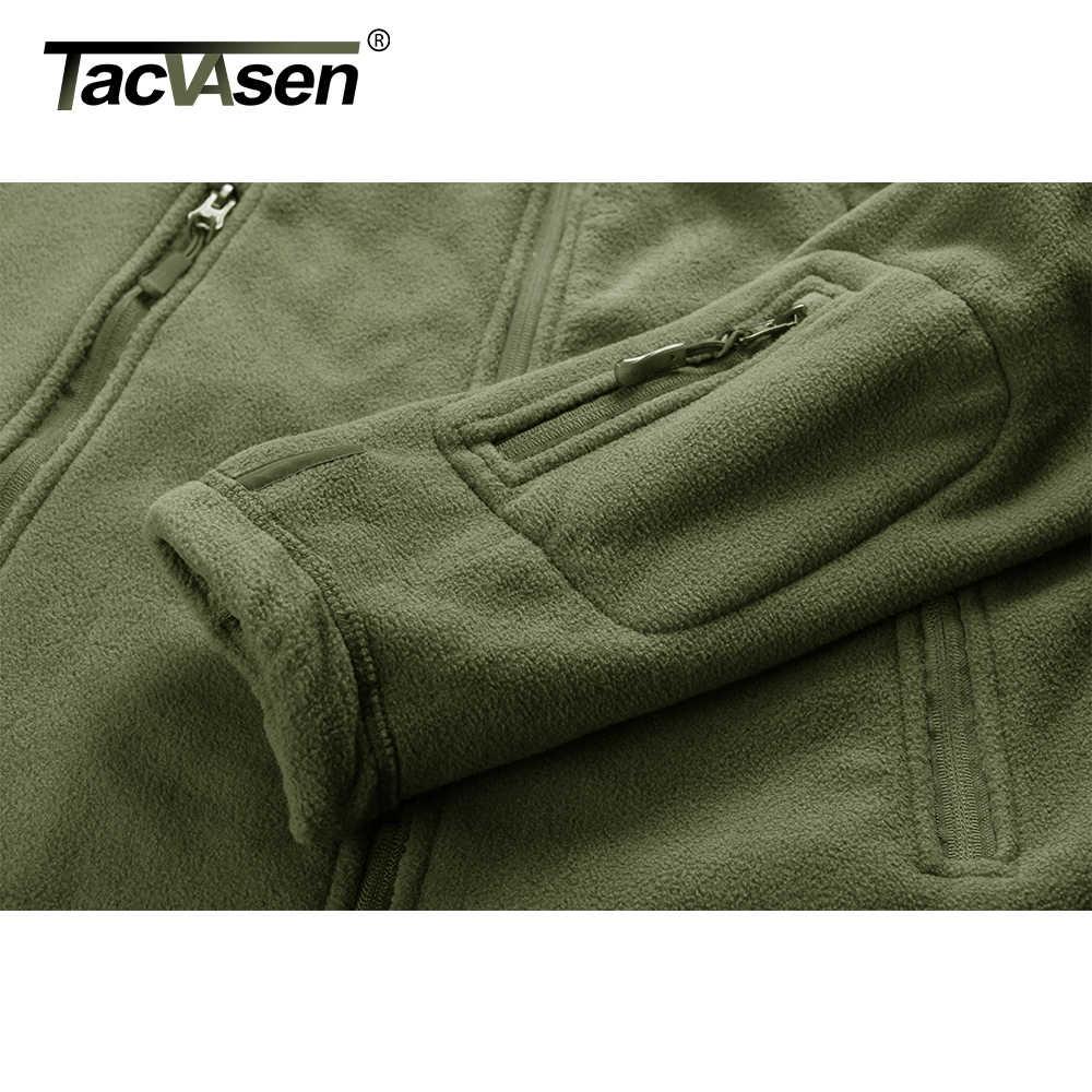 Tacvasen inverno airsoft militar jaqueta masculina velo tático jaqueta térmica com capuz casaco outono outerwear masculino roupas 3xl