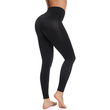 Women High Waist Seamless Leggings High-waisted Belly Slimming Shaping Tummy Breathable Sports Pants Shaper