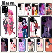 цена Maiya Marceline X Bubblegum Luxury Phone Case Coque For Iphone 5s Se 6 6s 7 8 Plus X Xs Max Xr 11 Pro Max Cases Fundas онлайн в 2017 году