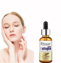Siero viso essenza di collagene cura del viso contro il Peptide soluzione di collagene nutriente sbiancante rassodante idratante cura della pelle