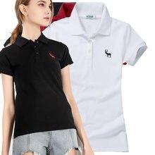 Женская хлопковая рубашка с коротким рукавом размеры до 3xl