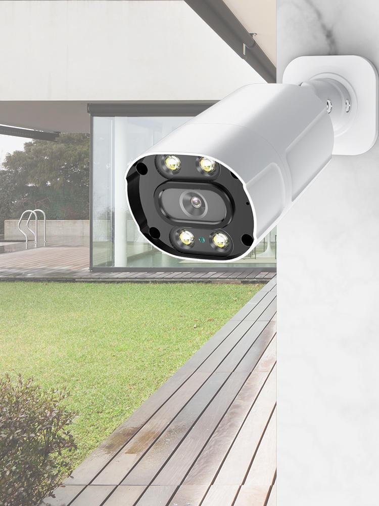 Ir-Camera Sensor Cctv-Security Surveillance Waterproof USAFEQLO Night-Vision Ahd 5mp