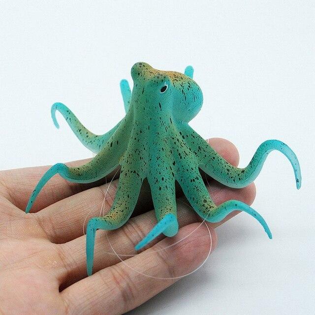 Octopus Aquarium Decoration  1