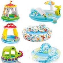 Piscine Gonflable pour enfants, flotteur pour bébés