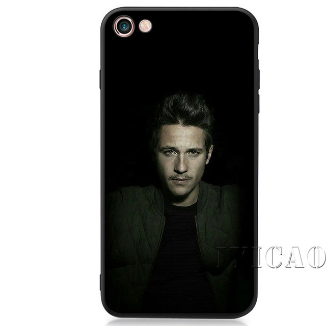 IYICAO Nekfeu Singer silicone souple pour iPhone 5 5s SE 10 X XS XR XS Max 640x640