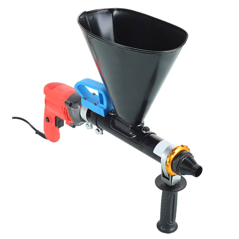 Tools : Electric Automatic Cement Mortar Filling Gun Grouting Machine Security Doors And Windows Cement Filling Gun