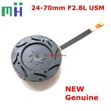 חדש מקורי EF 24 70 2.8L עדשת צמצם קבוצת להגמיש כבל חשמל סרעפת ASSY YG2 2062 009 עבור Canon 24  70mm F2.8L USM