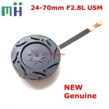 Yeni orijinal EF 24 70 2.8L Lens diyafram grubu Flex kablo güç diyafram ASSY YG2 2062 009 için Canon 24  70mm F2.8L USM