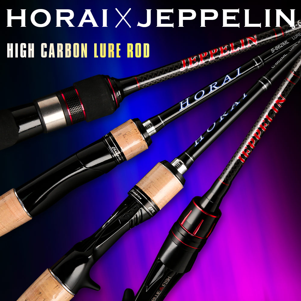 Fishing Rod Spinning Casting Handle Ultra Light With 99/% Carbon Medium Power New