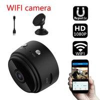 A9 Mini kamera 1080P HD Nacht Voice security wireless Mini Camcorder Video überwachung kamera wifi kamera hid den kamera