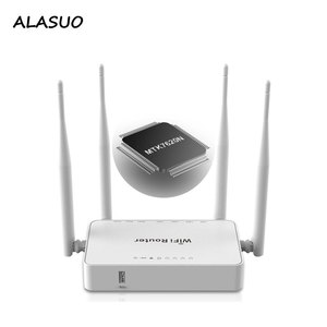 Hot Sale 300Mbps WiFi Router MT7620N Chipset Home Router Support Zyxel Keenetic Omni II Firmware OpenWrt Router for 4g modem