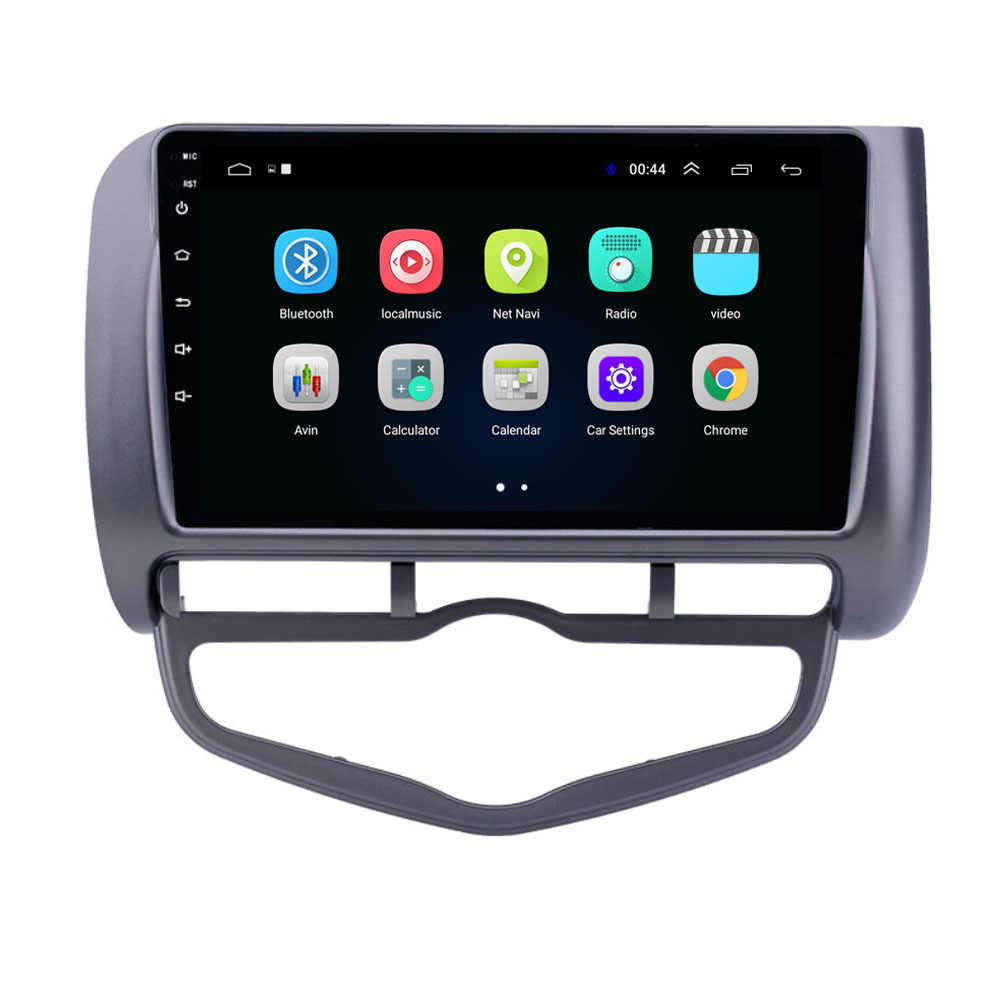 4G LTE Android 10.1 HONDA JAZZ City 2002-2004 2005 2006 2007 otomatik A/C multimedya stereo araba oyuncu GPS radyo
