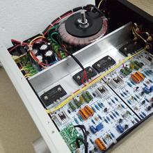 Горячая Naim NAP140 усилитель мощности/домашний аудиоусилитель