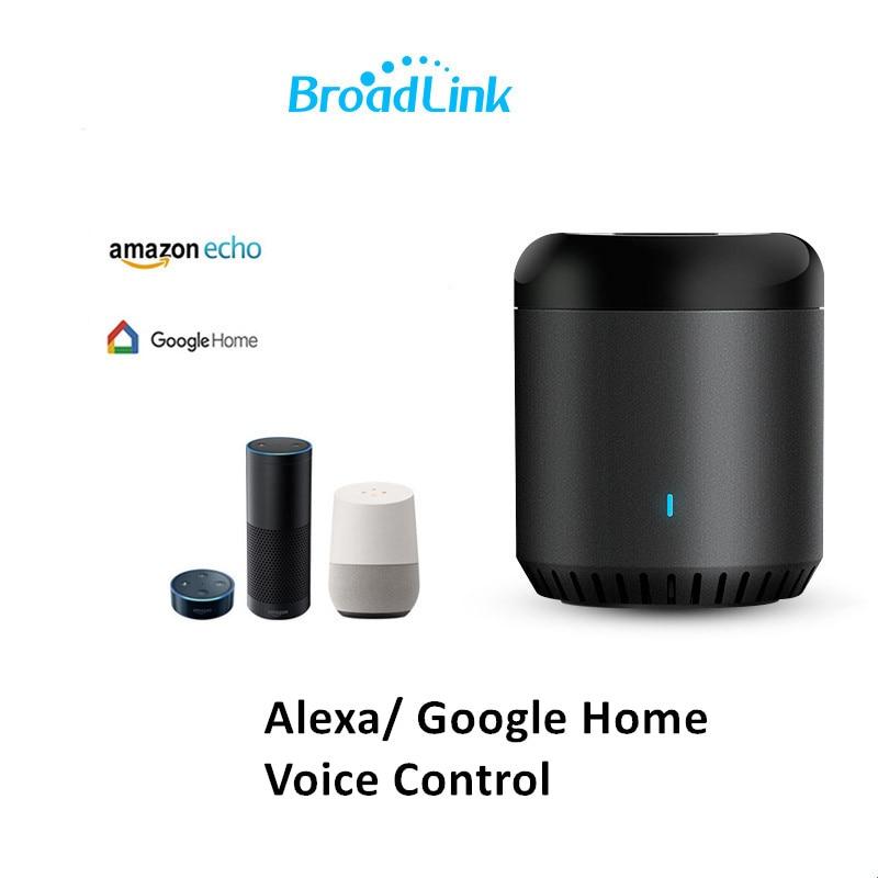 Broadlink RM Mini3 Универсальный WiFi 4G ИК-пульт дистанционного управления через приложение, умный дом работает с Alexa Echo Google Home Mini RM4