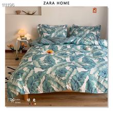 Spring and summer new bed set bed comforters  bed set queen size  Polyester