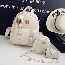 Women's Bags 2020 New Leather Shoulder Messenger Bag Women's Western Style Color Matching This Year Popular Underarm Bags BA9