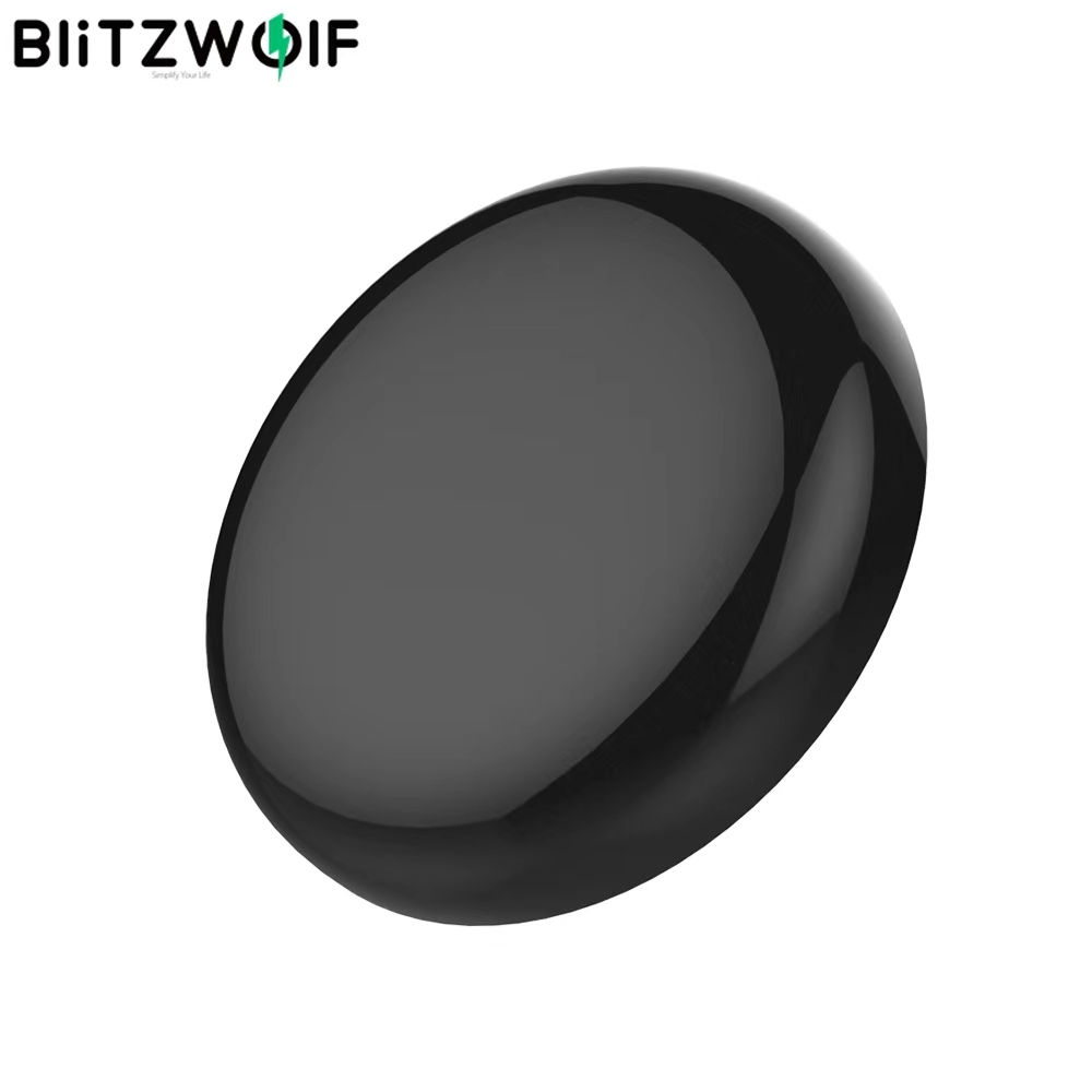 BlitzWolf Mini Smart Home 360° 10m Universal IR WIFI Infrared Remote Controller For TV Air Conditioning Appliances Voice Control