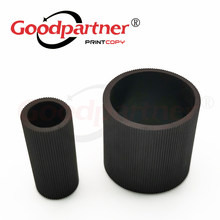 2X Pickup Roller Karet Ban untuk Brother HL 2030 2040 2045 2070 MFC 7220 7420 7225 7820 DCP 7010 7020 7025 FAX 2820 2910 2920(China)
