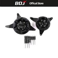 BDJ For Kawasaki Z650 Ninja650 Engine Protection Cover Shield