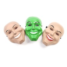 Halloween Horror Mask Full Face Covered With Elastic Strap For Adults And Teens Cosplay Prank Props simulation mask with elastic strap