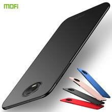MOFi For Motorola Moto Z4 Cover Case PC Hard Luxury Protection Back Fundas Phone Shell