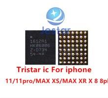 10 pièces/lot nouveau chargeur dorigine 1612A1 U2 U6300 usb Tristar chargeur ic 56 broches pour iphone 11/pro/MAX XS/MAX XR X 8 8plus SE2