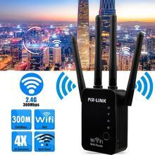 Ретранслятор WLAN Усилитель сигнала WR16 беспроводной маршрутизатор Wi-Fi усилитель широкого диапазона соответствие стандарту IEEE 802.11n